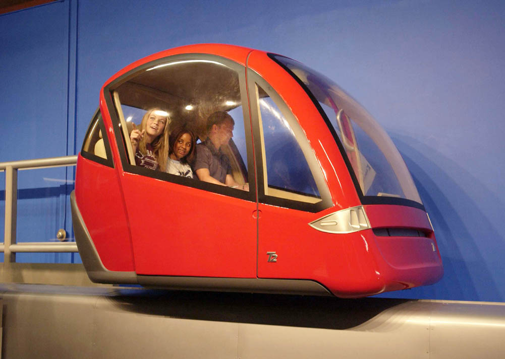 skyweb sky web pod car prt